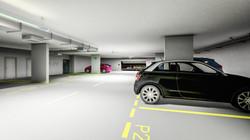 Rezidencia Kalvárka | Parking