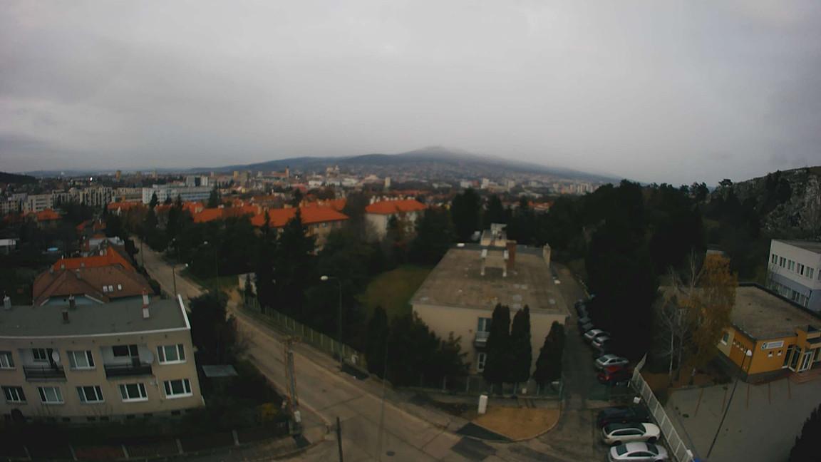Rezidencia Kalvárka | Pohľad z SV okien smerom na Zobor