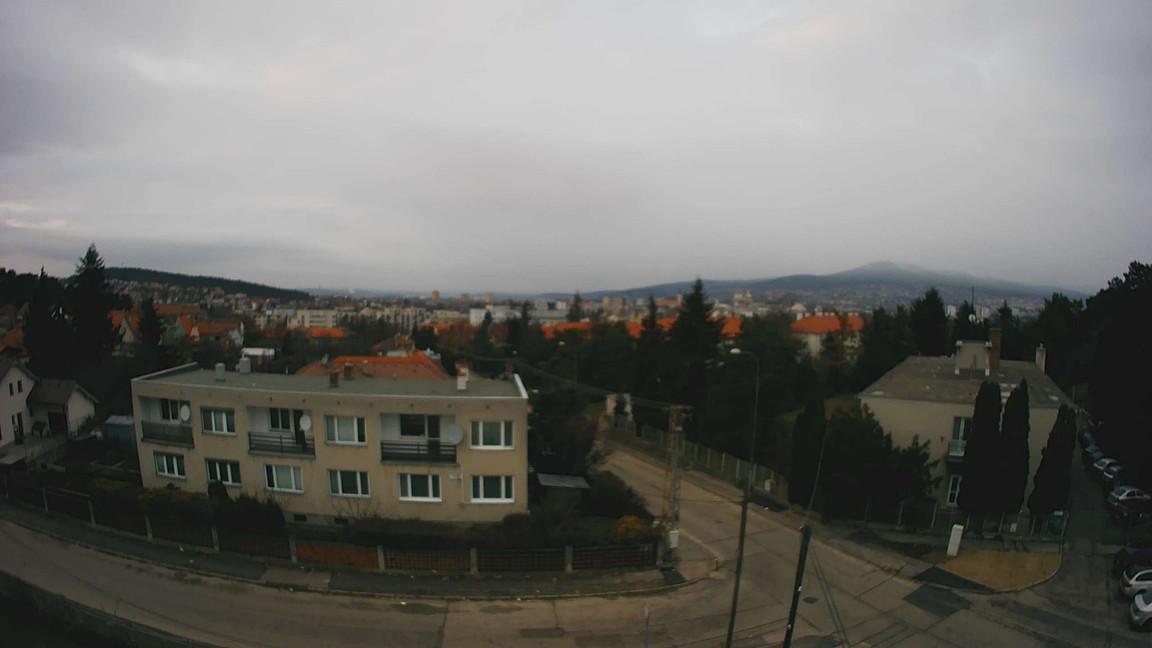 Rezidencia Kalvárka | Pohľad zo S okien smerom na Rázusovu