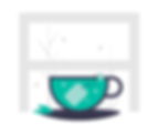 illustration tasse de thé
