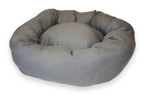 Product test donut bed grey