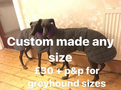 Custom Coats
