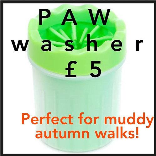 Paw washer