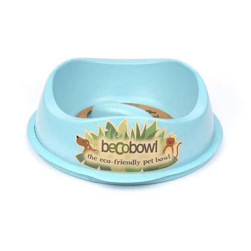 Beco Bowl Slow Feeder Eco Friendly Pet Bowl