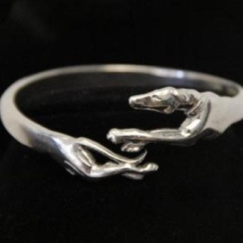 greyhound bangle