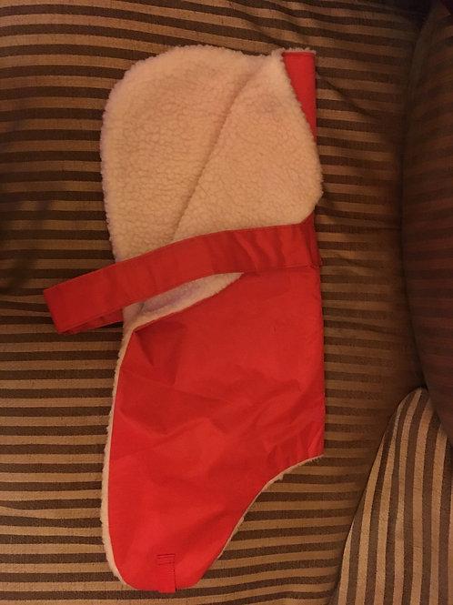 """Product test waterproof fleece lined jacket 20"""""""