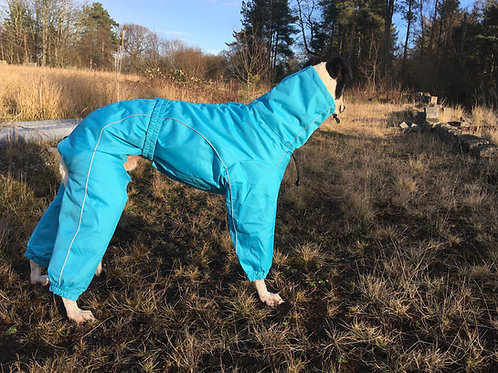 New Body suit fleece lined zip fastening