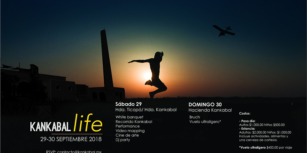 Kankabal life  septiembre