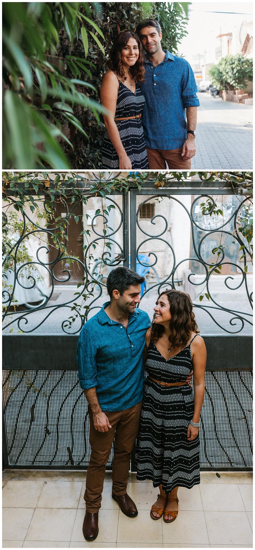 Engagement Shoot in Tel Aviv