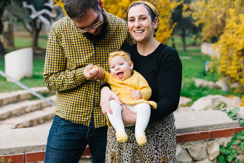 Jerusalem Family Photoshoot