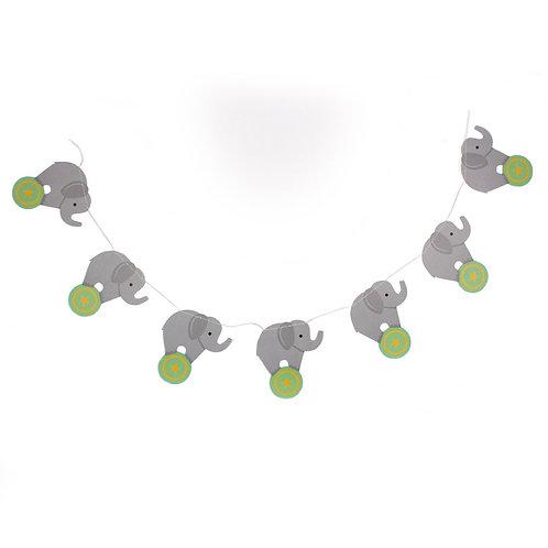 Guirnalda de Elefantes