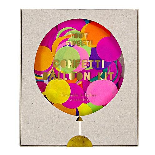 Confetti Balloons 18 inches