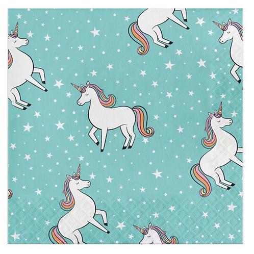 Servilletas de Unicornio