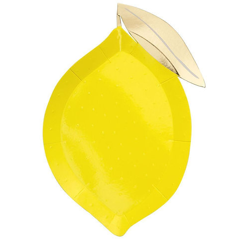 Platos de Limón