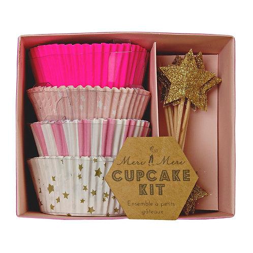 Star Cupcake Kit