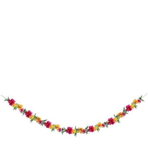 Guirnalda Floral Brillante