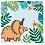 Thumbnail: Servilletas de Dinosaurios