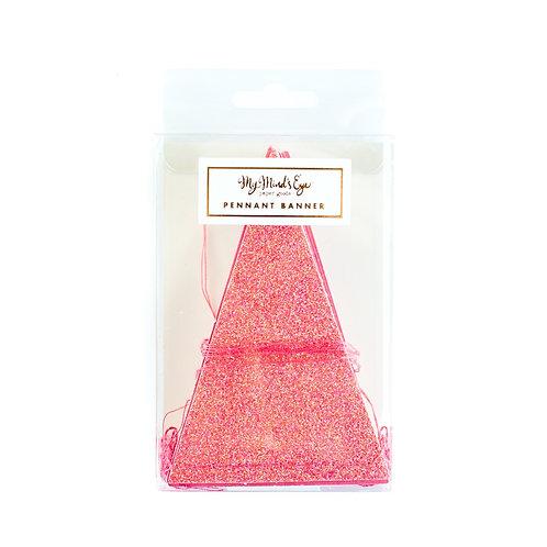 Glitter Pink Banderines