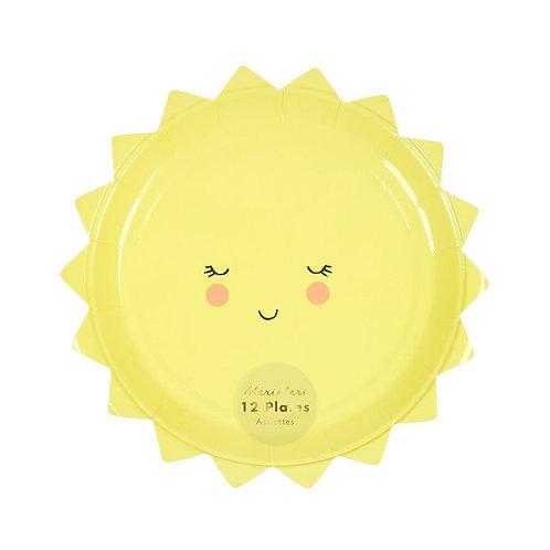 Platos de Sol