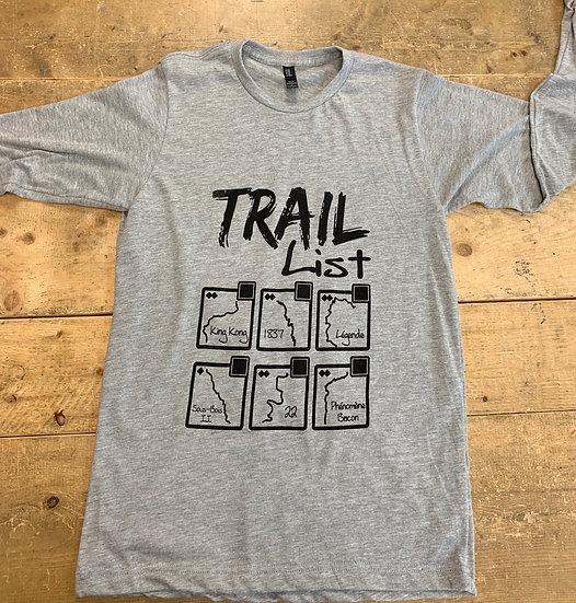 T-Shirt Long Trail