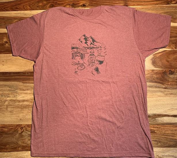 T-shirt du Chum !