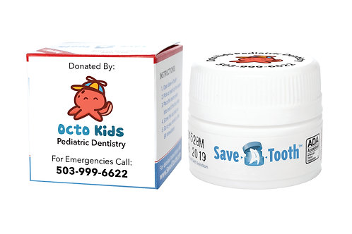 Save-A-Tooth Promo Pack