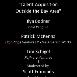 Talent Acquisition Outside the Bay Area