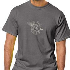 Merman t-shirt by Greed 32