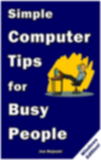 Computer Tips for Busy People book cover