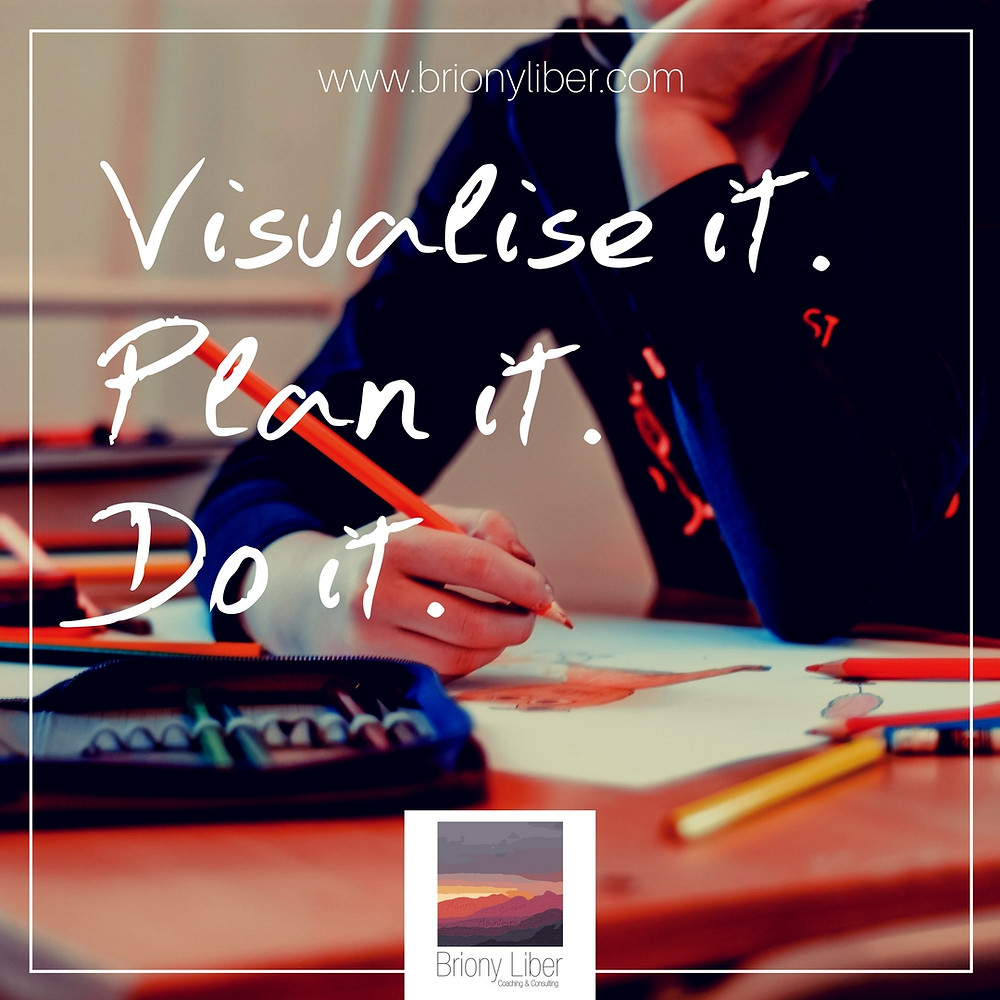 Can you visualise yourself in the life and career of your dreams?