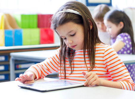 Do primary school kids really need their own classroom iPads?