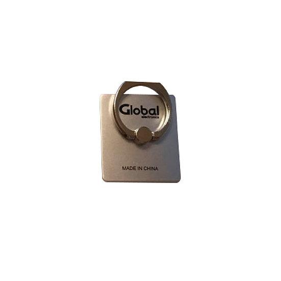 Soporte de Anillo para Dispositivos Móviles - Gris