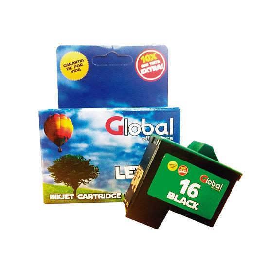 Cartucho de Tinta compatible Lexmark 100XL 14N1092 105XL 14N0822