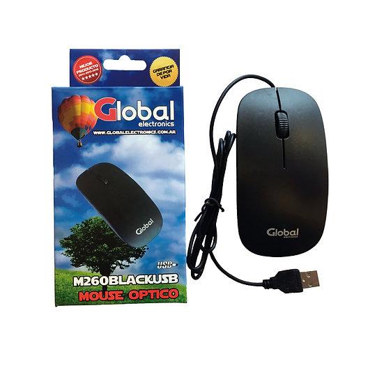 Mouse Optico USB - Negro