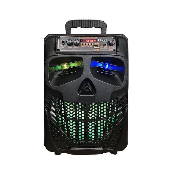 """Parlante Inalámbrico Karaoke Premium 8"""" y Micrófono"""
