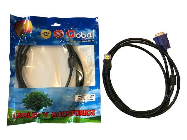 Cable VGA con Filtro de 5 mts