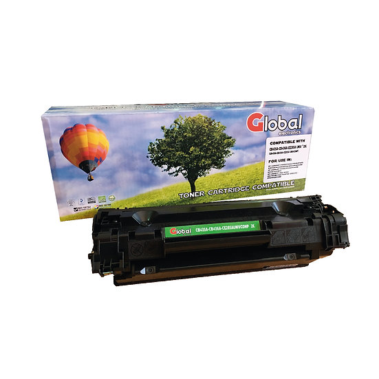 Cartucho de Toner compatible HP Q7551X
