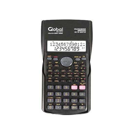 Calculadora Científica de 10 Dígitos