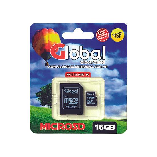 Memoria Micro SD 16GB - Clase10