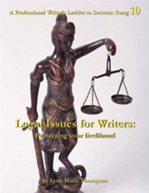 legal issues for writers