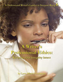 A Writer's Professional Ethics