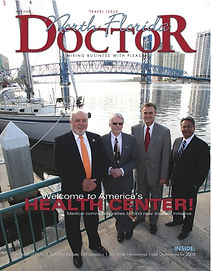 North Florida Doctor May 2008 cover