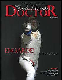 North Florida Doctor November 2008 Cover