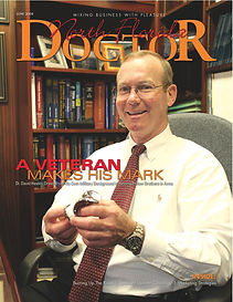 North Florida Doctor June 2008 cover