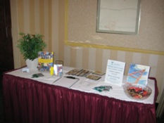 A Professional Writer's Ladder to Success exhibit