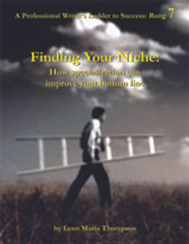 Finding Your Writer's Niche