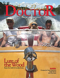 North Florida Doctor July 2008 cover