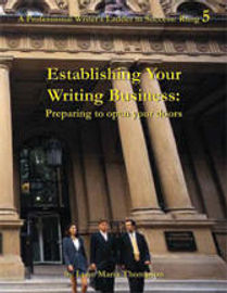 Establishing Your Writing Business