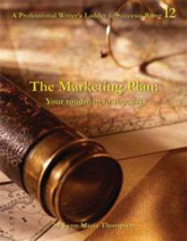 A writer's marketing plan