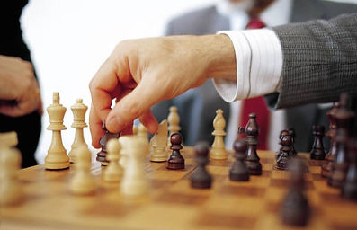 moving a chess piece on the board